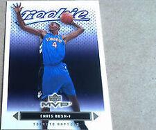 Rookie Chris Bosh Single Modern (1970-Now) Basketball Cards