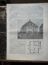 1910 Landhaus Guggenheim Worms