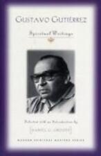 GUSTAVO GUTIERREZ - GROODY, DANIEL G. (EDT) - PAPERBACK BOOK - spiritual writing