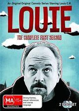 Louie: Season 1 (DVD, 2011, 2-Disc Set), NEW SEALED REGION 4