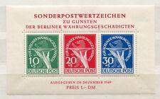 Berlin Block I Plattenfehler II Postfr.Geprüft BPP  KW= 2500,- € Michel 2018