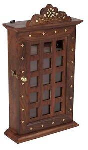 Wooden key House Key hanger box wood key house key holders wood