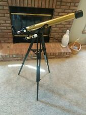 Vintage Meade Telescope Model 228, D=60mm, F=700mm, f/11.7