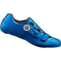 Shimano RC5 SPD-SL Bicycle Cycle Bike Shoes Blue
