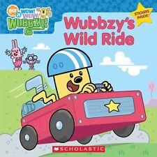 Wow! Wow! Wubbzy!: Wubbzys Wild Ride