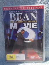 BEAN THE ULTIMATE DISASTER MOVIE(BEANASTIC EDITION)ROWAN ATKINSON DVD PG R4
