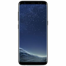 "Samsung Galaxy S8 Android 4G LTE Smartphone negro 5.8"" 64 GB libres SIM (298572)"