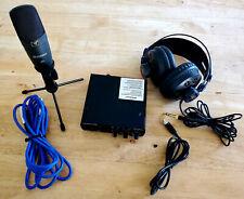 PreSonus AudioBox 96 Studio Black Kit - USB, Headphones & Mic 25th Anniv.