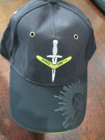 Australian Army Commando Strike Swiftly Regiment Cap Gold Embroidery Hat