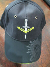 54a7e5a66 Australian Army Commando Strike Swiftly Regiment Cap Gold Embroidery Hat