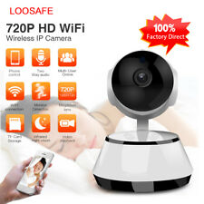 HD 720P Indoor Wireless Wifi Recording Security IP Camera System Video Alarm NEW
