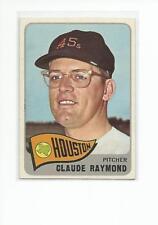 CLAUDE RAYMOND 1965 Topps card #48 Houston Astros NR MT