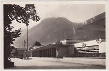 TRENTO - STAZIONE FERROVIARIA E M.VASON 1953