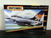 """Matchbox Kit di Montaggio 1:72 40146 F-16 B RNAF """"Tigermeet 1992"""" MIB, 1993"""