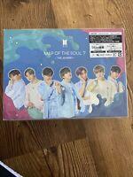 BTS MAP OF THE SOUL: 7 THE JOURNEY Version D : CD US SELLER
