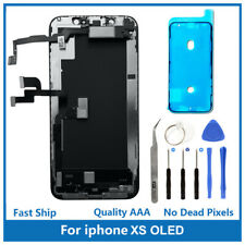 iPhone XS Full Screen Replacement 3D Touch OLED Ear Speaker Proximity and Tools