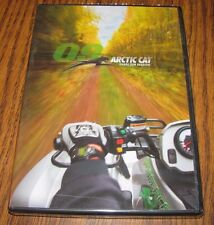 Arctic Cat ATV Prowler 4 Wheeler Lineup 2009 Promo DVD Share Our Passion  Sealed