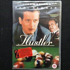 Paul Newman THE HUSTLER SpEd DVD 2002 Jackie Gleason Piper Laurie lots of extras