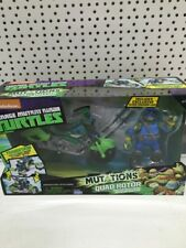 Teenage Ninja Turtles -Mutations Quad Rotor Vehicle with Leo, 24Hr Dispatch BNIB