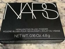 NARS Highlighting Powder Blush in Hot Sand - Warm Peach with a Frost Finish...