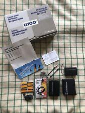 Wireless Lavalier Mic kit. ATW-U100