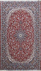 Floral Traditional Turkish Oriental Area Rug Classic Living Room RED Carpet 6x9