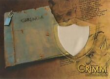 "Grimm - RARE GPR-8 ""The Book of Grimm, Ziegevolk Page"" Prop Card"