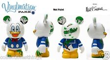 "Disney 3"" Vinylmation Park 6 Donald Duck Wet Paint Non Variant Chaser New No Box"