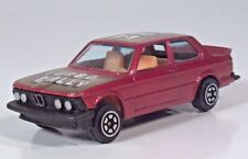 "Vintage Yatming 1029 BMW 323i Turbo Rally 3"" Die Cast Scale Model Red"