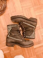 Bottes Motardes  Ash T : 36 Collection Permanente Style Thé Kooples