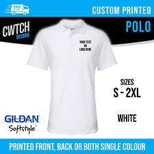 SCANIA V8 POWER PRINTED POLO SHIRT CAN BE PERSONALISED
