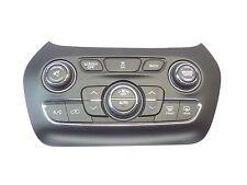 Jeep Grand Cherokee 14-16 Climatisation Chauffage Radio Contrôles