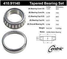 Wheel Bearing and Race Set-Premium Bearings Centric 410.91140