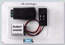PASSENGER SEAT Occupancy Mat bypass Sensore per BMW E60 E61 + cintura di sicurezza simulatore