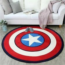 Hot The Avengers Captain America Rugs Living Room Carpet Bedroom Floor Mats