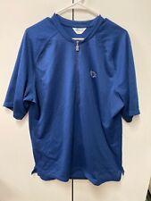 Pearl Izumi 1/2 Zip Cycling Jersey Navy Blue Men's Xlarge Zippered Rear Pocket
