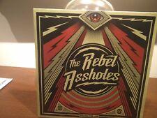 The Rebel Assholes – Follow The Line Lp 2015 Still Sealed