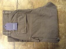 masons brown Mens combat style trousers 26' 32L