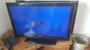 """Toshiba TV 37"""" LCD 37BV700B 1080p TV No remote"""