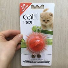 Catit 2.0 Fireball, Motion Activated Cat Toy - Compatible with Catit Circuits