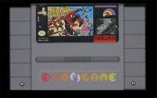 SPIDER-MAN X-MEN Super Nintendo SNES Versione Americana NTSC ○○○○ SOLO CARTUCCIA