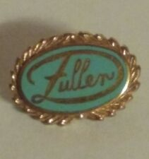 New listing Fuller Gold Light Blue Service Pin