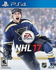 NHL 17 (Sony PlayStation 4, 2016)