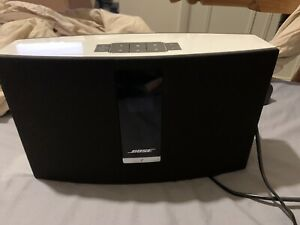 Bose SoundTouch 20 Wireless Music System - Black And White N Remote