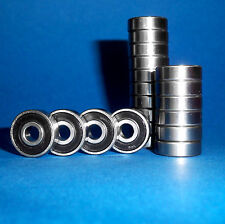 16 Kugellager 608 2RS SKF / 8 x 22 x 7 mm