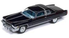 Auto World 1/64 1976 Cadillac Coupe DeVille Gloss Black AW64192