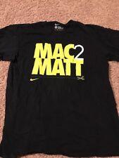 Nike Mac 2 Matt Court Arena Basketball University Of Oregon Ducks T Shirt Large
