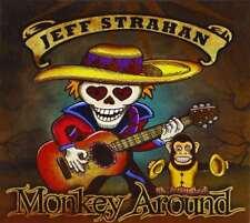 JEFF STRAHAN: Monkey Around CD