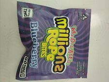Millions rope bites' 600mg          Edibles sweets various types and styles