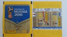 World Cup 2018 Russia - McDonalds: 1x Tüte, Bustina, Pack, Pochette, toprare !!
